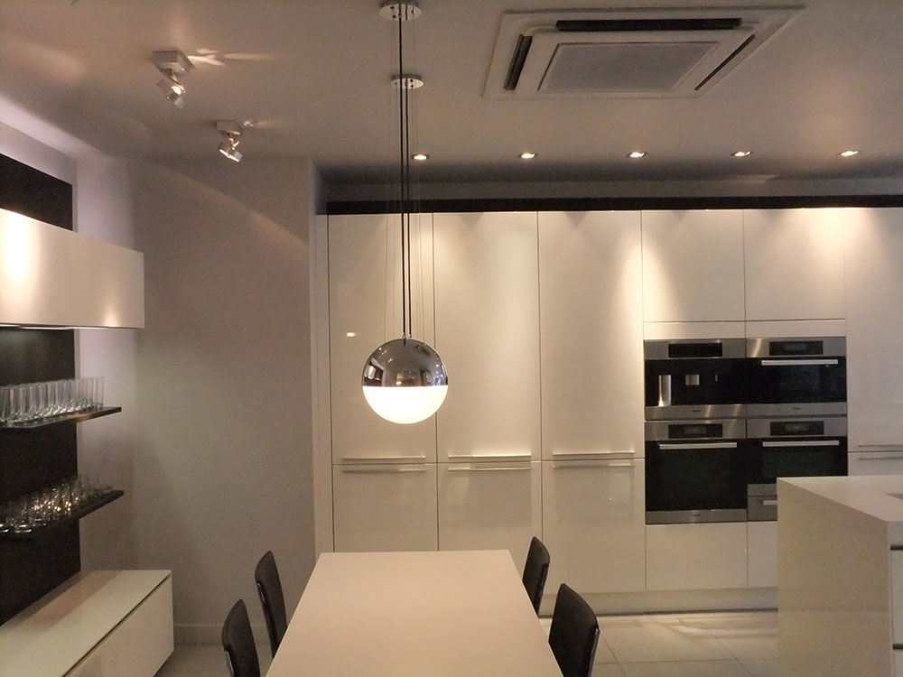 Commercial Services Kitchen Lighting